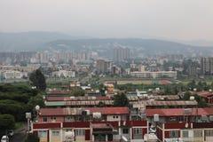 Bâtiments résidentiels du ` s d'Addis Ababa photos libres de droits