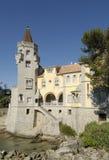 Bâtiments traditionnels au Portugal Photographie stock libre de droits