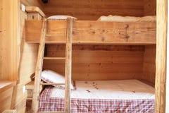 Bâtis de couchette Photos stock
