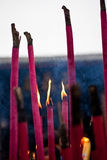 Bâton d'encens Photo stock