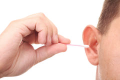 Bâton d'oreille image stock