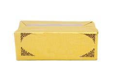 Bâton de beurre enveloppé photographie stock