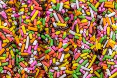 Bâton de biscuit de chocolat Images libres de droits