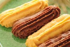 Bâton de biscuits images stock