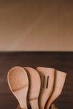 Bâton de cuillère Photographie stock