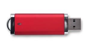 Bâton de mémoire d'USB Photographie stock