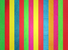 Bâton en bois coloré de glace Photos libres de droits