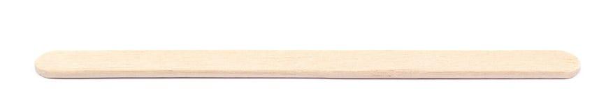 Bâton en bois d'examen médical d'isolement image libre de droits