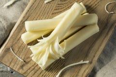 Bâtonnet de fromage organique sain photo stock
