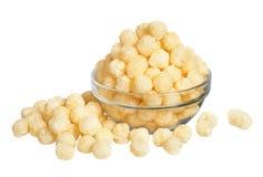 Bâtons appétissants de maïs photo libre de droits