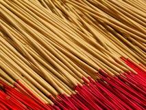 Bâtons d'encens chinois photos libres de droits