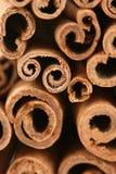 bâtons de cannelle Photographie stock libre de droits