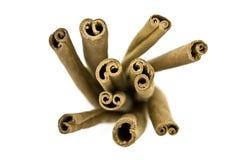 bâtons de cannelle Photo libre de droits