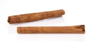 bâtons de cannelle Photographie stock