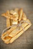 Bâtons de fromage Photo stock