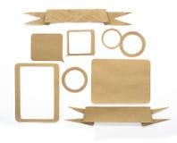 Bâtons de métier de papier Photographie stock libre de droits