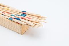Bâtons de Mikado photographie stock libre de droits
