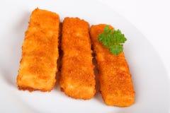 Bâtons de poisson Photo libre de droits