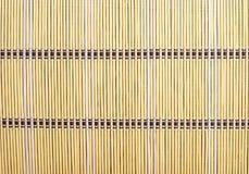 Bâtons en bambou Images stock