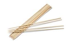 Bâtons en bambou Image stock