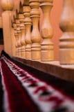 Bâtons en bois de tapchan Image stock