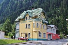 Böckstein w Austria Obraz Stock