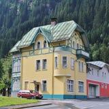 Böckstein w Austria Obraz Royalty Free