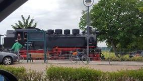 Bäderbahn 图库摄影