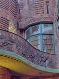 Böttcherstraße Бремен Стоковое Изображение