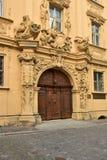 Böttingerhaus (Böttinger dom) w Bamberg, Niemcy Fotografia Stock