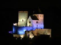B�dzin Castle Royalty Free Stock Photo