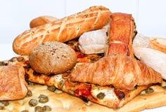 Bäckerei Stockbild
