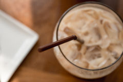 Bäckerei und Kaffee Lizenzfreies Stockbild