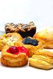 Bäckerei und Kuchen Stockbilder