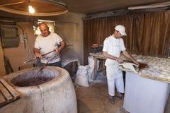 Bäckerei in Zugdidi Stockfoto