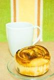 Bäckereigebäck und köstliches Stockfotografie