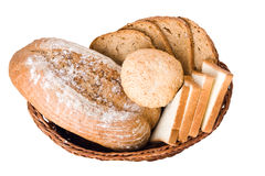 Bäckereiprodukte Lizenzfreies Stockbild