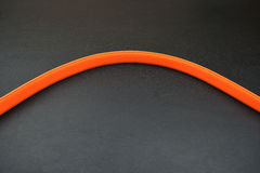 Bälte med orange färg Royaltyfri Bild