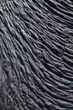 Bänder von Lava Lizenzfreies Stockfoto