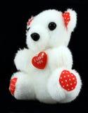 Bär des Valentinsgrußes Lizenzfreies Stockfoto