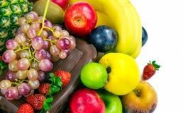 Bär frukt allt tillsammans Royaltyfria Bilder