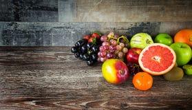 Bär frukt allt tillsammans Fotografering för Bildbyråer