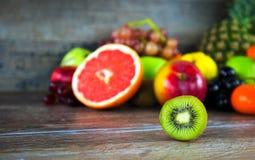 Bär frukt allt tillsammans Royaltyfria Foton