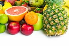 Bär frukt allt tillsammans Arkivbild