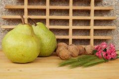 Bär frukt ordningen Arkivbild