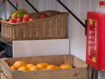 bär fruktt grönsaker Fotografering för Bildbyråer