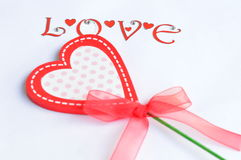 bär fruktt hjärtaplattan Royaltyfri Fotografi