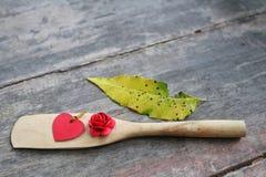 bär fruktt hjärtaplattan Royaltyfri Foto