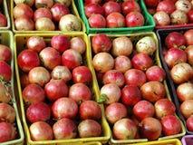 bär fruktt pomegranates Royaltyfri Foto