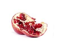 Bära fruktt sammansättning av pomegranaten Arkivfoton